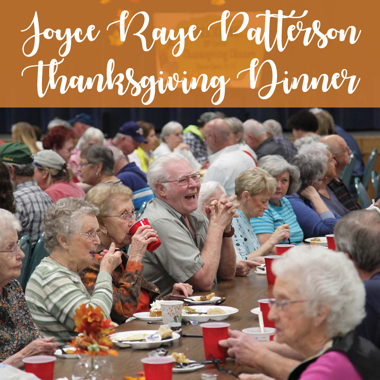 JRP Thanksgiving Dinner