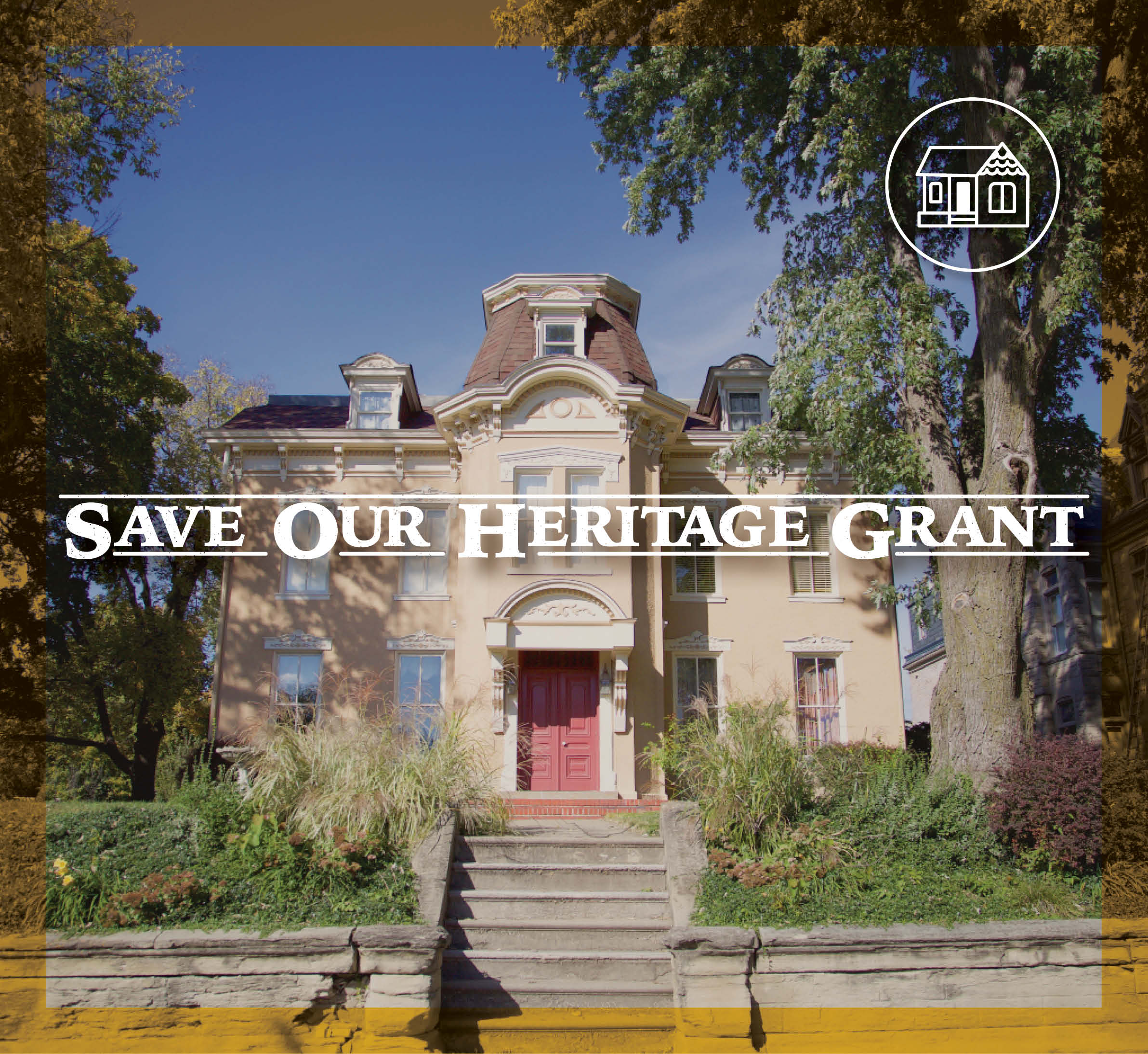 Save Our Heritage Grant