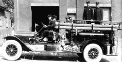 1923 fire engine