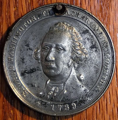 George Washington Peace Medal