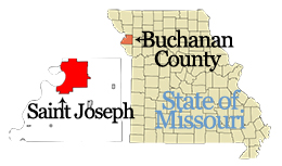 City of Saint Joseph Buchanon County State of Missouri