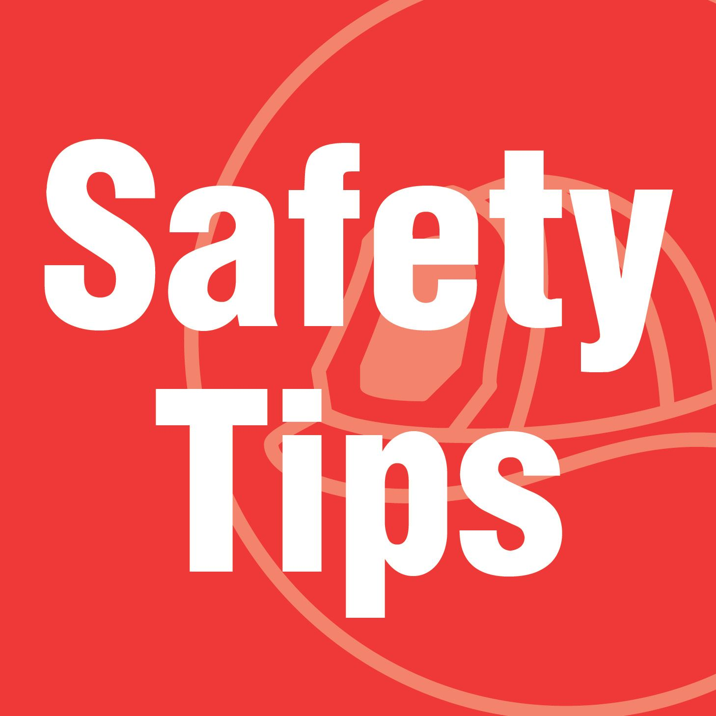Safety Tips Fire